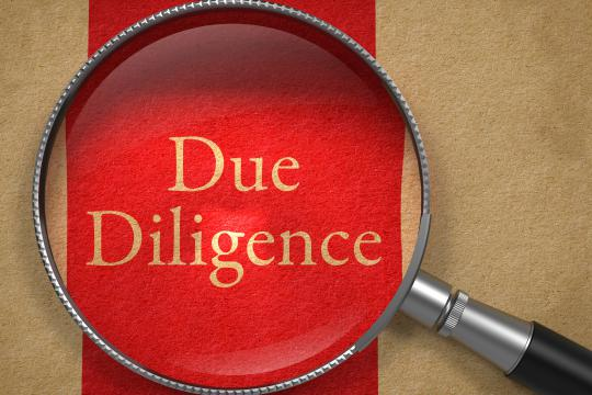 Due Diligence Real State funds