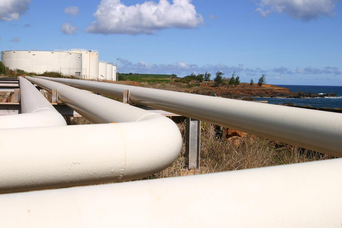 Pipeline Remediation Portfolio Management for a Global Oil and Gas Company