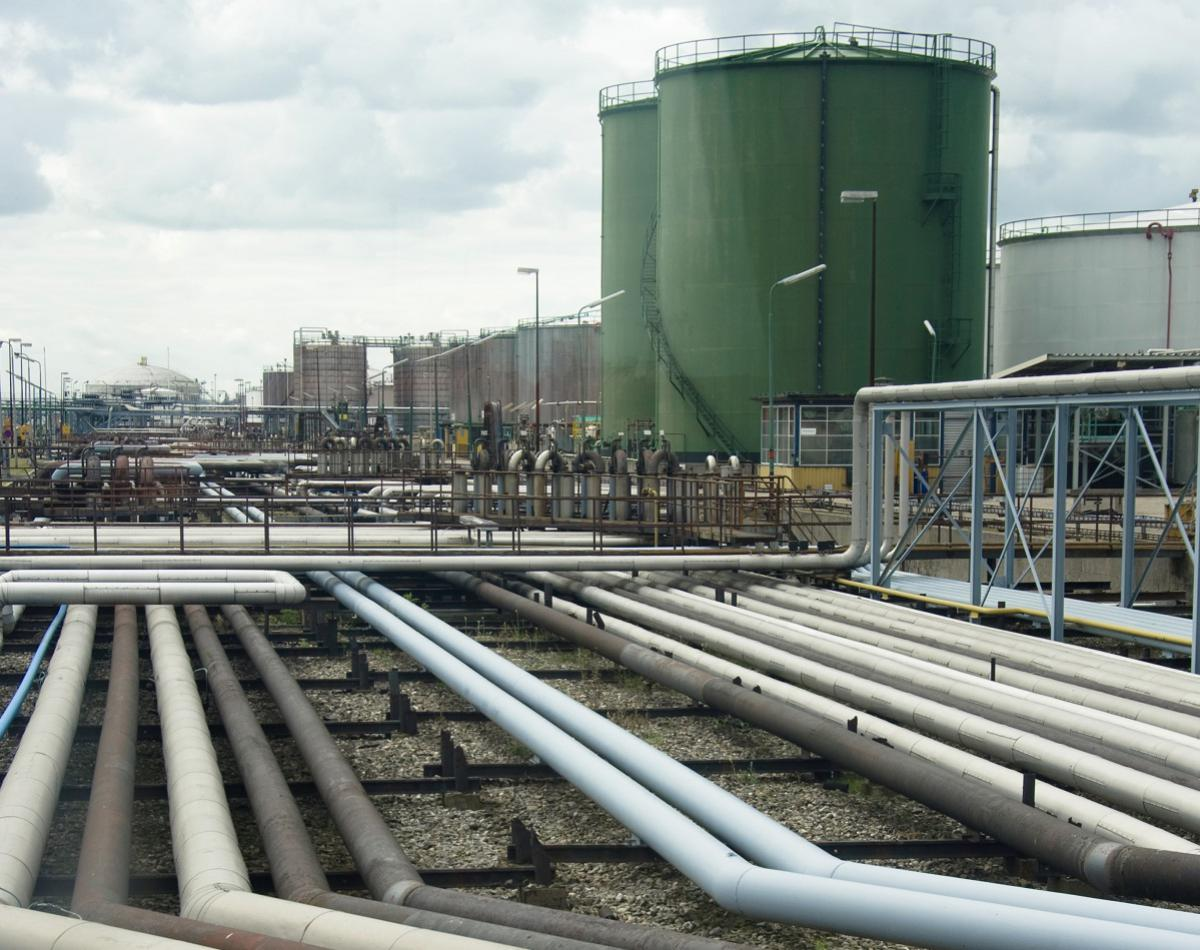 Process Safety Audit for a Petroleum Liquids Terminal