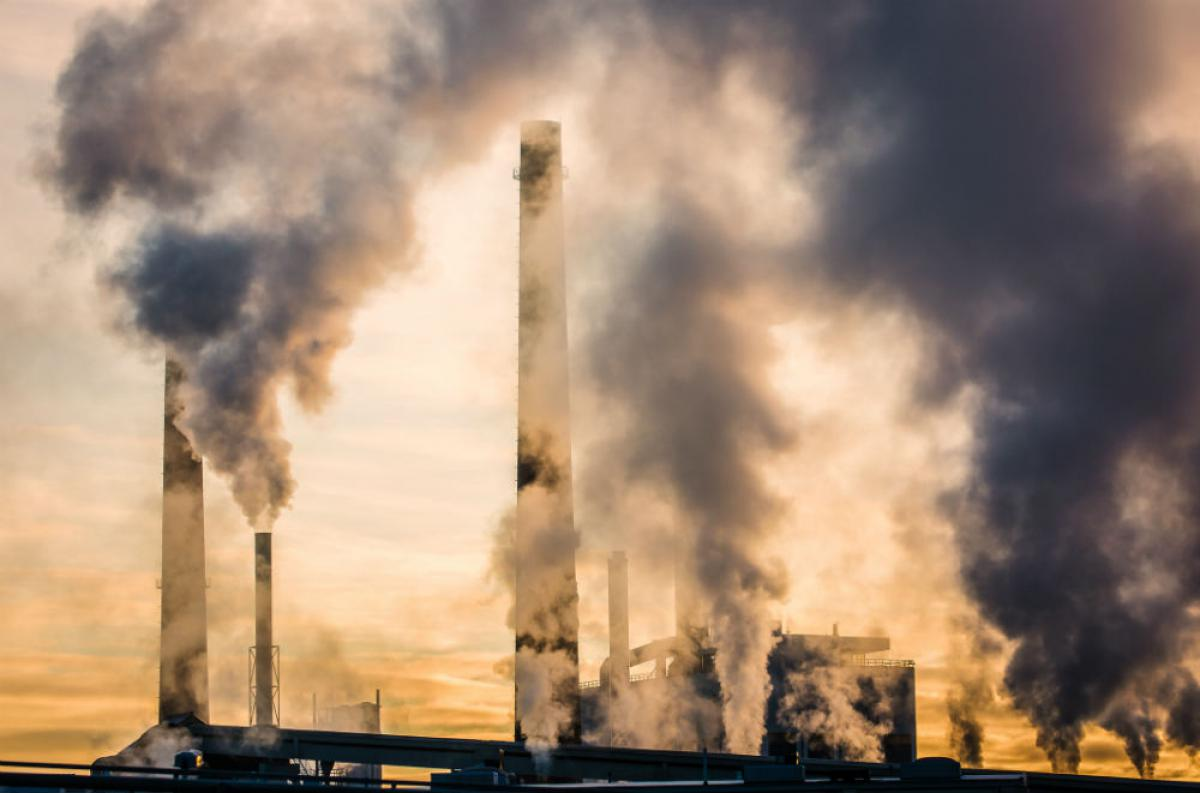 Calculating greenhouse gas (GHG) emissions