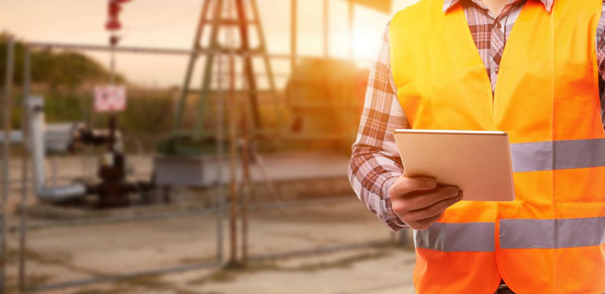 Using a mobile app to enable new leak detection and repair insights for an oil and gas client
