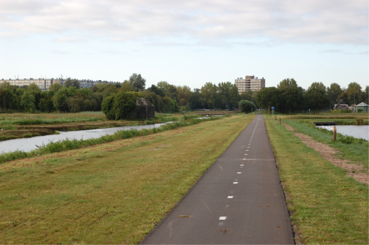 bicycle path sh